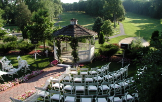 Ceremony Seating - Golden Note Entertainment | NJ Wedding DJ