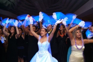 Black Lights | Golden Note Entertainment - NJ Wedding DJ and Entertainment Company