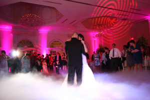 Dancing on the Clouds | Golden Note Entertainment - NJ Wedding DJ and Entertainment Company