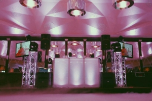 Event Sound & Lighting | Golden Note Entertainment - NJ Wedding DJ and Entertainment Company