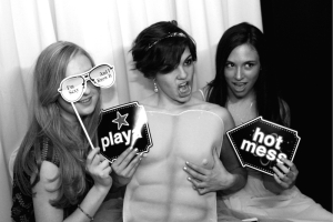Photo Booth | Golden Note Entertainment - NJ Wedding DJ and Entertainment Company