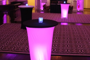 Lighting & Decor | Golden Note Entertainment - NJ Wedding DJ and Entertainment Company