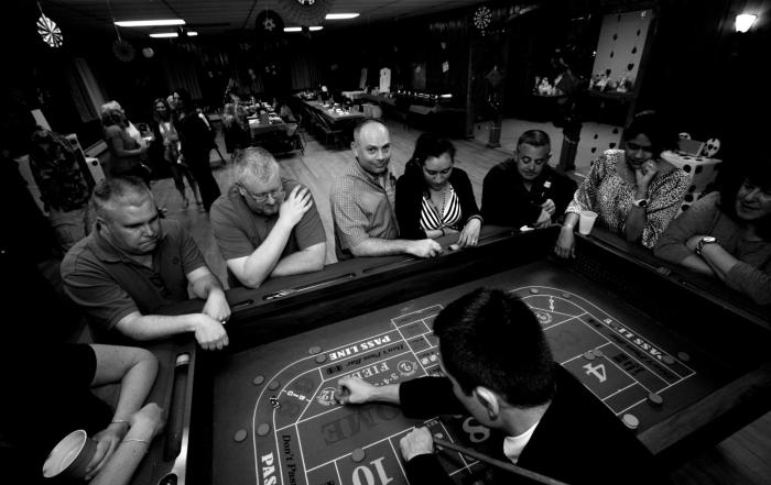 Paradise Knoll Casino Night Fundraiser