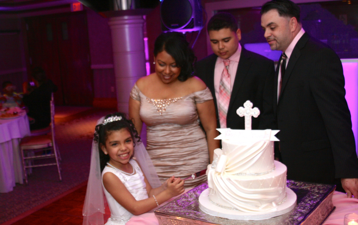 Vivianna's First Communion at The Venetian