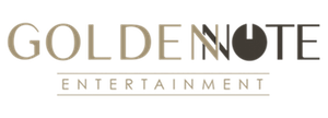 Golden Note Entertainment Retina Logo