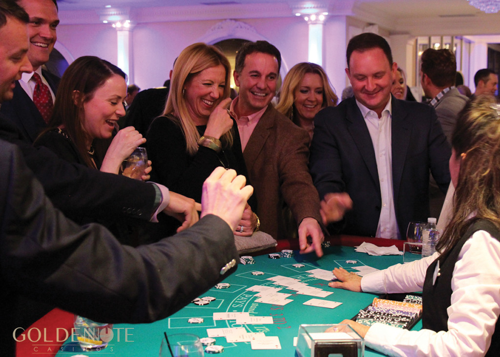 Eva's Village Casino Fundraiser - 1 | Golden Note Entertainment