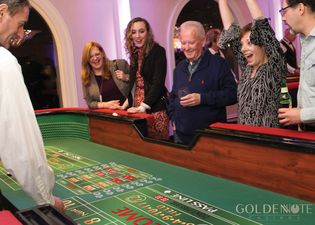 Eva's Village Casino Fundraiser - 15 | Golden Note Entertainment