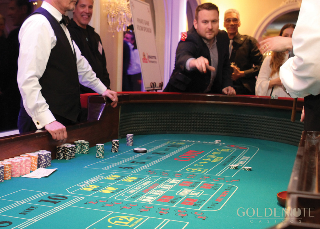 Eva's Village Casino Fundraiser - 17 | Golden Note Entertainment
