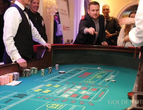 Eva's Village Casino Fundraiser