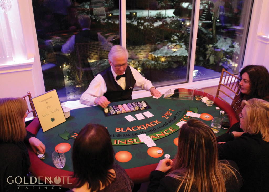 Eva's Village Casino Fundraiser - 5 | Golden Note Entertainment