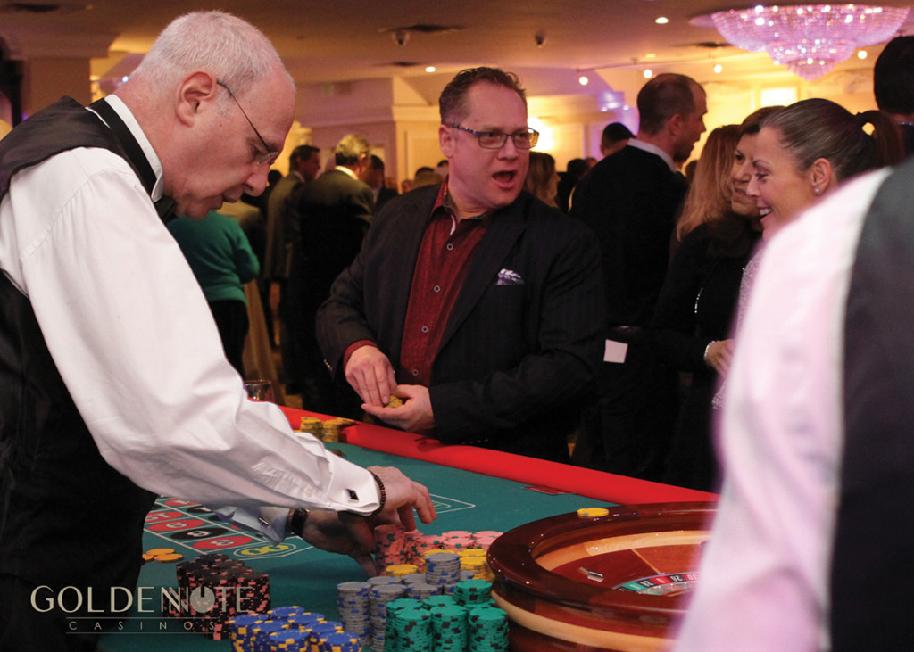 Eva's Village Casino Fundraiser - 7 | Golden Note Entertainment