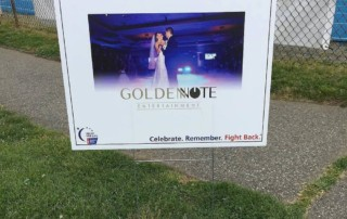 Relay For Life - Wayne Valley High School | Golden Note Entertainment