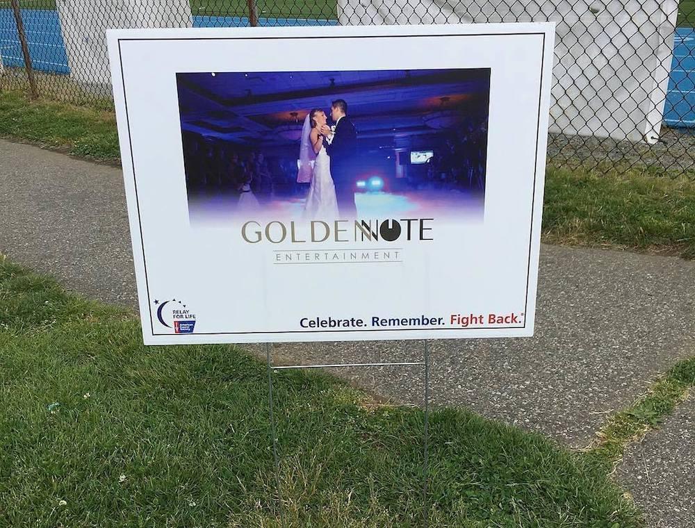 Relay For Life - Wayne Valley High School | Golden Note Entertainment