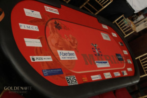 Shelter Our Soldiers - Custom Poker Tables 4 | Golden Note Entertainment