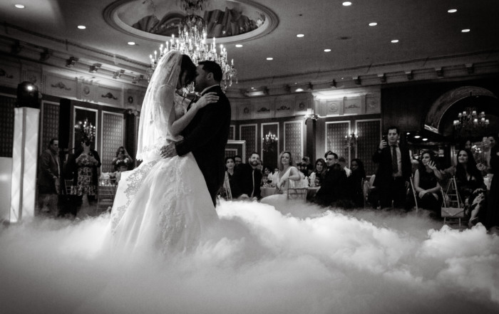 Dancing on the Clouds | Golden Note Entertainment - NJ Wedding DJ