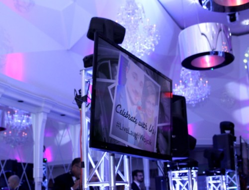 Do You Need TVs at Your Wedding?