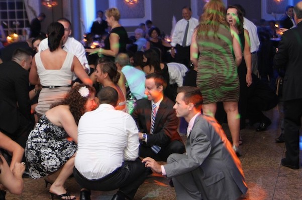Dance Floor Lighting | Golden Note Entertainment