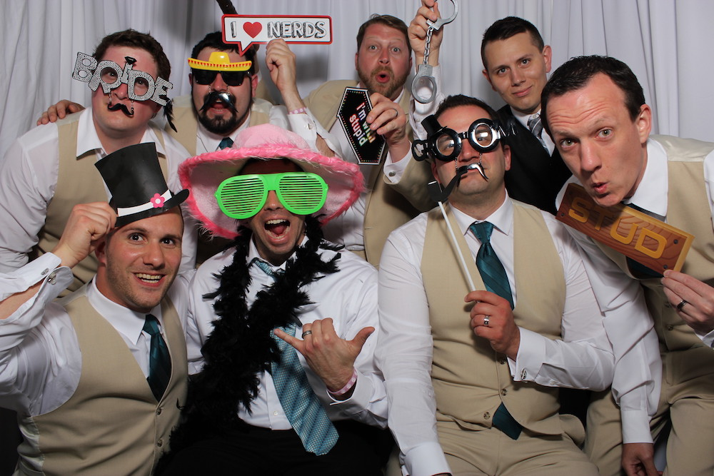 Wedding Photo Booth | Golden Note Entertainment