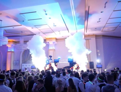 How We Designed an Explosive Senior Prom