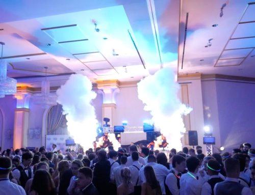 How We Designed an Explosive Senior Prom