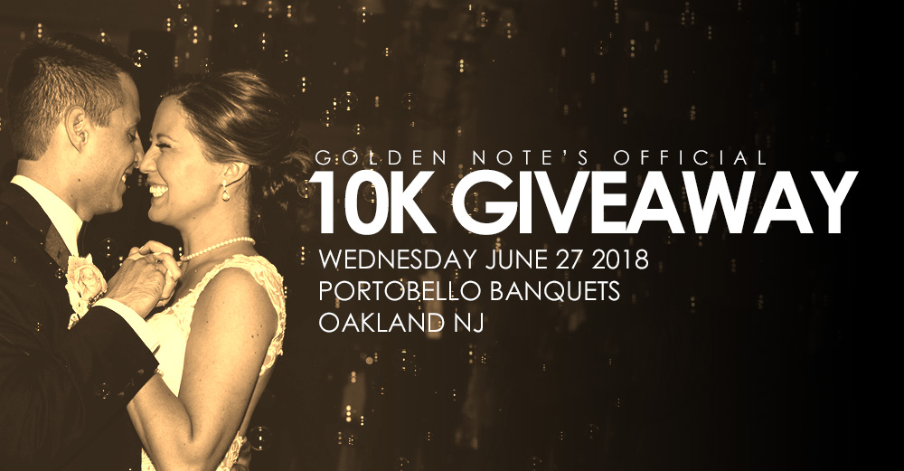 10K Giveaway | Golden Note Entertainment
